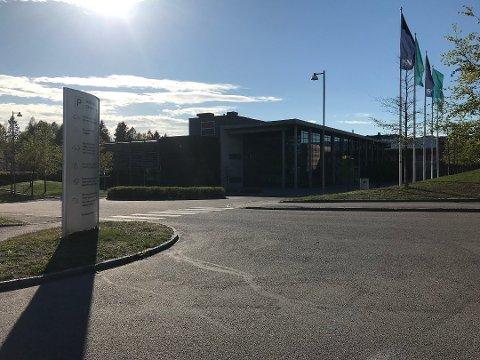 CAMPUS BAKKENTEIGEN: Universitetet i Sørøst-Norge.