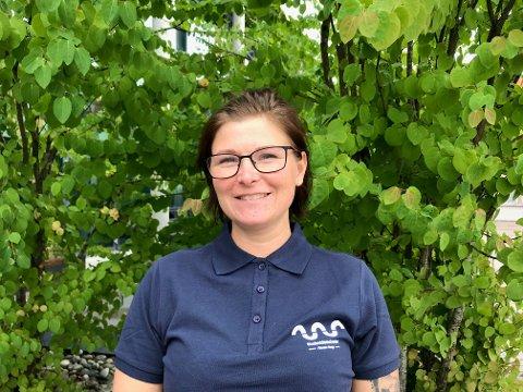 AKTIVITETER: Campusleder Guri Nilsen sier studentmessa skal hjelpe studentene skape nye bekjentskaper og bli kjent med Horten kommune.