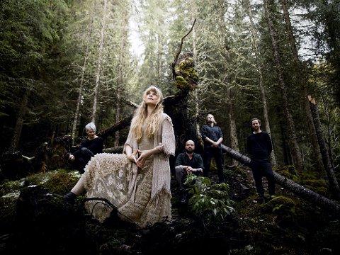 FOLKROCK: Gåte har trollbundet mange med sin musikk opp gjennom årene. Nå kommer bandet til Midgardsblot.