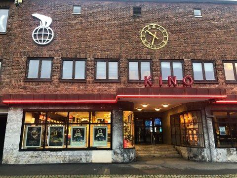 ÅPNER IGJEN: Endelig er Horten kino tilbake på det lokale kulturtilbudet gjen.