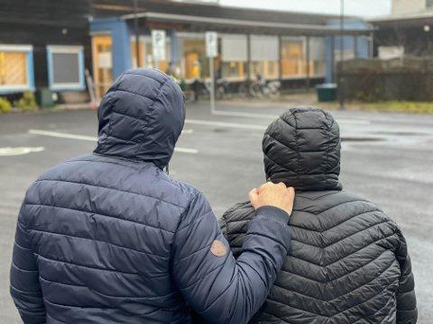 FORTVILER: Barna til den eldre kvinnen er urolige for morens sikkerhet på Indre havn sykehjem etter at hun har brukket lårhalsen to ganger på kort tid – den første gangen skjedde allerede den første natten.