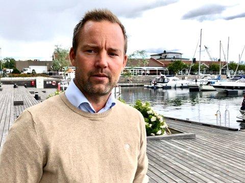 ANGRER: Niklas Cederby har brukt årsdagen for førerkortbeslaget til å tenke over alle han skylder en takk etter det fryktelige feilgrepet.
