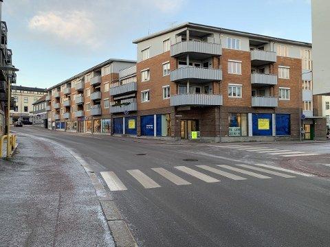 NYE MULIGHETER: Thomas Solberg og Solberg Sport vil leie ut halvparten av lokalene sine til en ny aktør i byen.