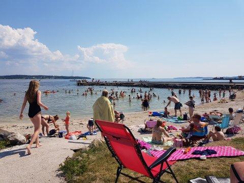 BEST I NORGE: Dette er landets fineste strand. Ihvertfall ifølge Nettavisens lesere.