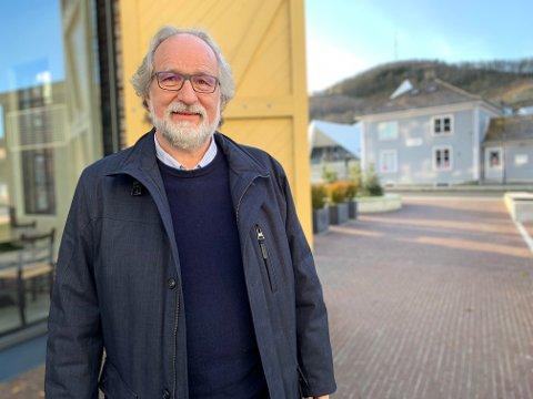 Torbjørn Sterri har flyttet fra Ålgård og Gjesdal til Madla, men samfunnsengasjementet bærer han fortsatt med seg.
