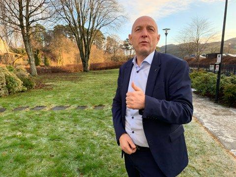 Knut Underbakke blir ny kommunedirektør i Sola.