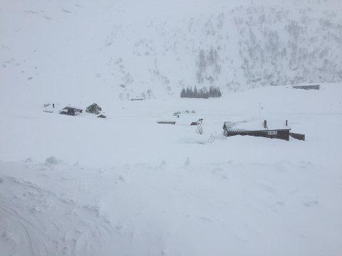 Det er ventet betydelig snøskredfare i Hunnedalen, og generelt sterke vindkast i Gjesdal.
