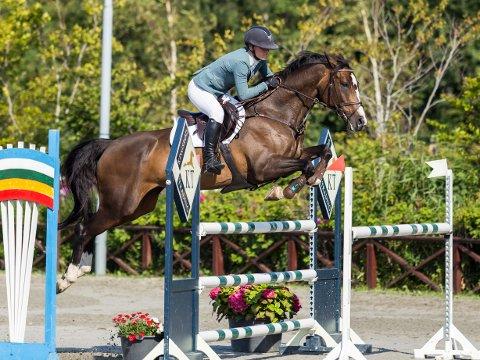 Kirstin Østerhus har hatt hesten Unicorns Royal Diva i om lag ett år. Ting begynner etter hvert å virkelig falle på plass for ekvipasjen.