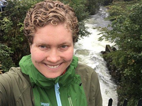 Kristine Kråvik meiner at eit miljøbudsjett er like viktig som eit økonomisk budsjett.
