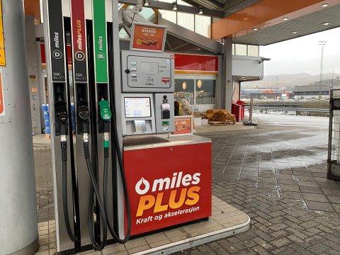 Drivstoffprisene er lavere enn på flere år. I helgen som var kunne du fylle diesel for under elleve kroner literen.