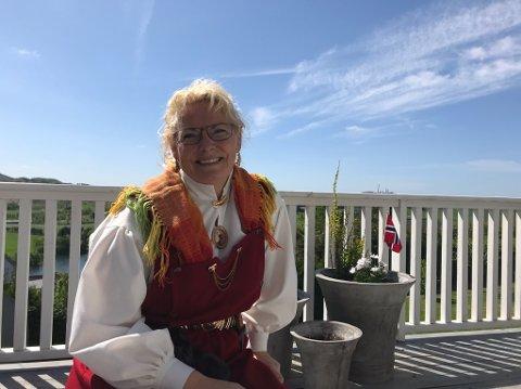Varaordfører Unn Birkeland (Sp) leder for første gang 17. mai-komiteen i Gjesdal. Årets feiring blir ulik den hun hadde sett for seg på forhånd, men Birkeland tror den likevel kan bli «knallkjekk».