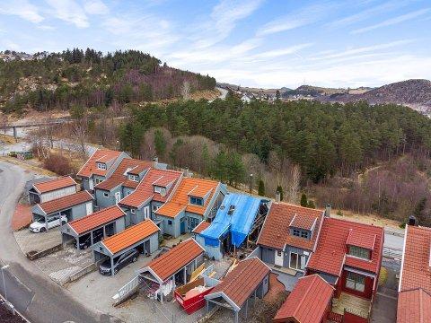 Branntomta i Ånundskaret er endelig solgt.