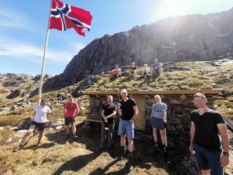 Øvre Frøylandsstøl er nå åpen for bestilling. Det er også mulig å overnatte på Trettebu og i eldhuset på Dokkolstølen.