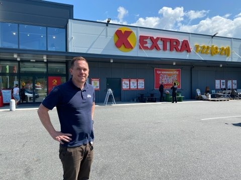 Christian Olausson gikk fra butikksjef på Coop Extra på Ålgård til daglig leder for samvirkelaget Coop Vikeså