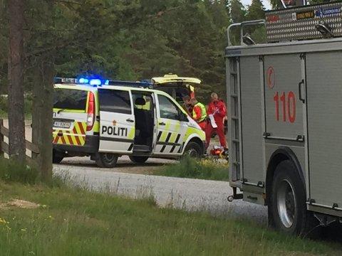 Det var 44 år gamle Remi Eide Justad som omkom på Skasen fredag ettermiddag.