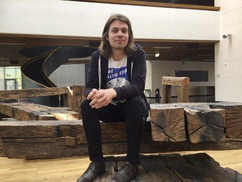 MANNEN: En mann, to band og iblant en duo. Som Roger Græsberg & Foreningen kommer han med ny plate i februar: – Innspillingen pågår nå, men plata har ikke fått noe navn, sier Roger.