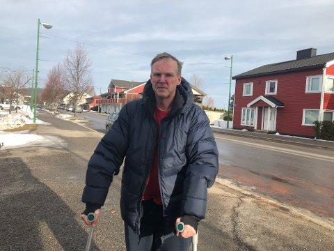 Det er mange som har særlige behov, men jeg mener at det ikke skal være noen forskjell hvor du flytter fra når du kommer til Åsnes, sier Thor Einar Sparby.