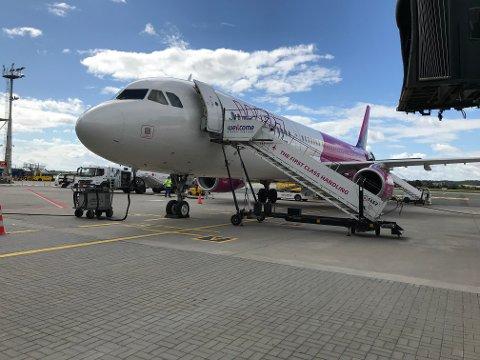 Det ungarske lavprisselskapet Wizz Air varsler offensiv i Norge.