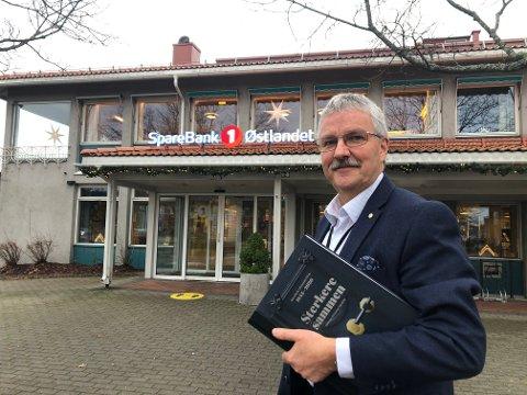 I løpet av de ti årene som Richard Heiberg har ledet banken, har det skjedd store omveltninger. I 2017 gikk Sparebank 1 Østlandet på børs, og var dessuten først ute med å dele overskuddet med sine kunder.