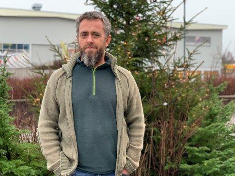 VIL HA SELSKAP: Einar Ask ønsker selskap på julaften. Han vet at det finnes mange som ikke har noen å feire med.