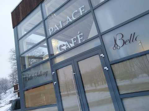 NYETABLERING: En ny virksomhet er på vei inn i Palace-bygget.