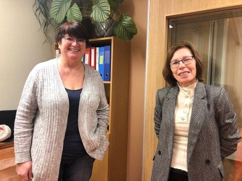 Denne uka begynner sektorleder Anne-Brit Røst og avdelingsleder  Nina Bakkan Eidem intervjuene for å  ansette to spesialister i allmennmedisin ved Åsnes legesenter.
