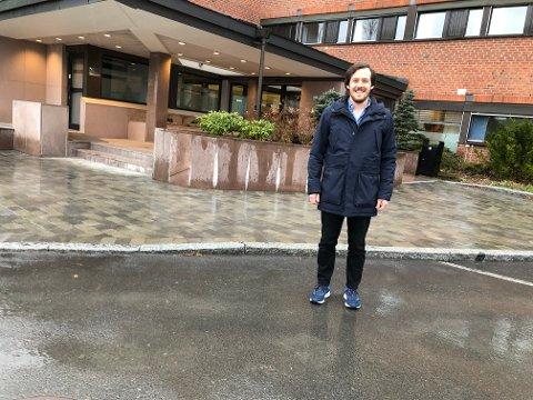 Jens Mathiesen dro fra Bergen til Kongsvinger for å få med seg Reunion-arrangementet. Det førte til ansettelse på Statistisk sentralbyrå, der han startet jobben 20. april, og regionen vår får et ungt par tilbake til distriktet.