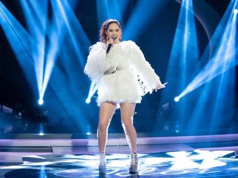 Mari Eriksen Bølla er favoritt til å vinne årets Idol-konkurranse.