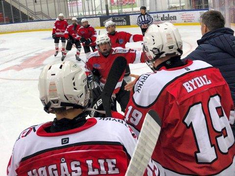 ETT STEG OPP: Forrige sesong var KIL Ishockeys U16-lag imponerende gode i b-serien. Kommende vinter får de muligheten til å vise hva de står for mot de beste lagene i Norge.