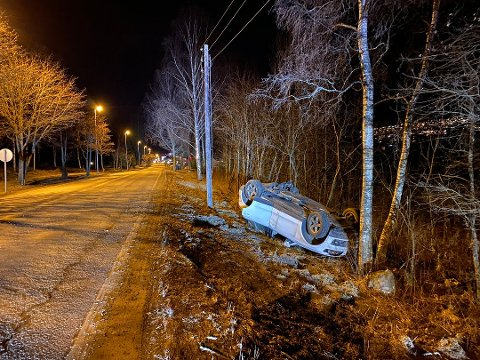 Ulykken skjedde i januar