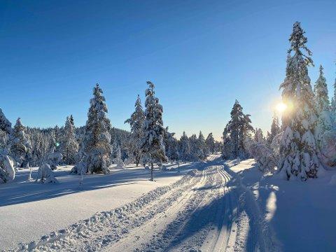 Nå går været fra kalde vinterdager til varmere temperaturer.