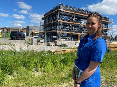 - Målet er å bli ledende i Solør, sier Marielle Skoglund i Aktiv Eiendom Solør. Nedre Kjølen Panorama er det mest spennende prosjektet for tiden, men unge folk som flytter hjem vil ha hus på bygda.