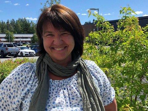 SLUTTER: Lena M. Henriksen slutter som barnehagesjef i Elverum.