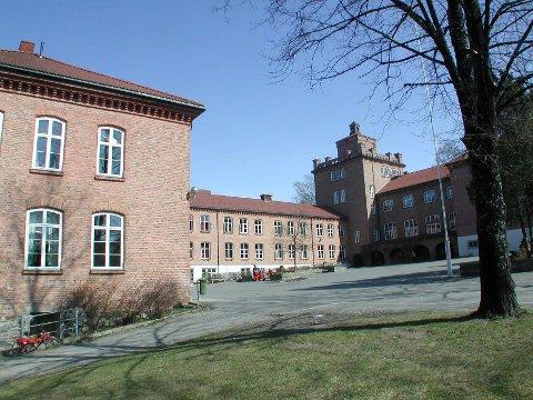 REAGERTE: Tillitsvalgte ved Lillehammer videregående skole .
