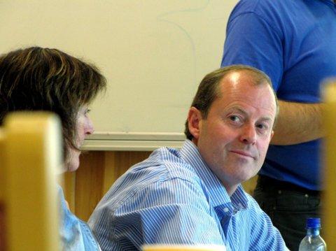 Børge Wilhelmsen er en av søkerne til lederjobben på Nord-Gudbrandsdal lokalmedisinske senter