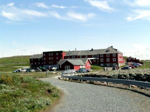 Bygdin Fjellhotell ligger langs Valdresflya nord for Beitstølen. (Arkivfoto)