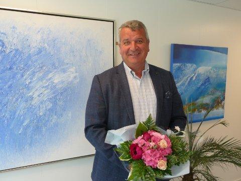GIKK: Rune C. Vamråk har gått av som konsernsjef i Gudbrandsdal Energi . Det er usikkert om og når stillingen vil bli lyst ut.