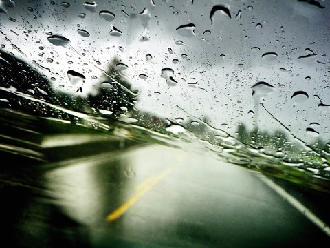 Meteorologene varsler kraftig regn.