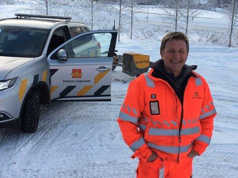 Vegvesenet har tirsdag vært ute og kontrollert friksjon og kjøreforhold på E6 i Sør-Gudbrandsdalen. Her skal forholdene være gode.