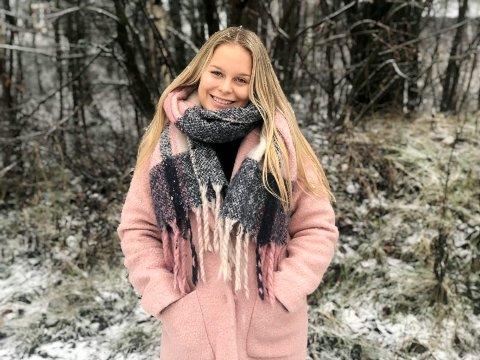 Kristiane Myrvang studerer barnevern på høgskolen i Lillehammer. - Mamma ble syk da jeg gikk i 6. klasse. Det ble en vekker for meg, og jeg bestemte meg for å ta vare på andre.