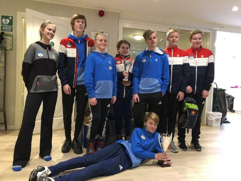 De to Lillehammerlagene spilte finale mot hverandre i norgescupen på Stange.