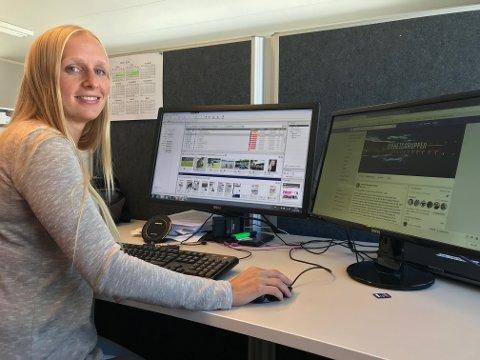 Journalist i Ringsaker Blad, Jeanette Sandbæk Håland, er lei av usmakelige kommentarer fra folk på nett.