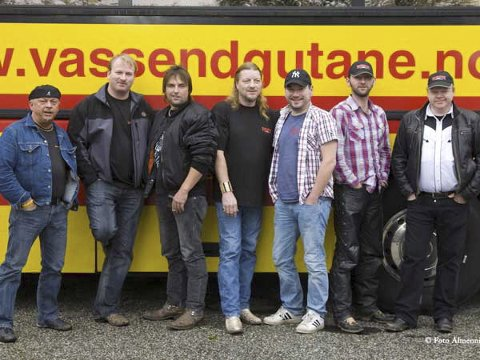 Det kraftige regnværet lørdag førte til at Vassendgutane måtte avlyse konserten på Ljøsheim.