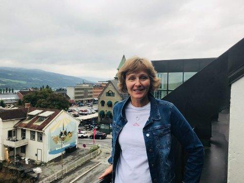 Tone Karlsen er daglig leder for Frisklivssentralen Øyer, Gausdal og Lillehammer