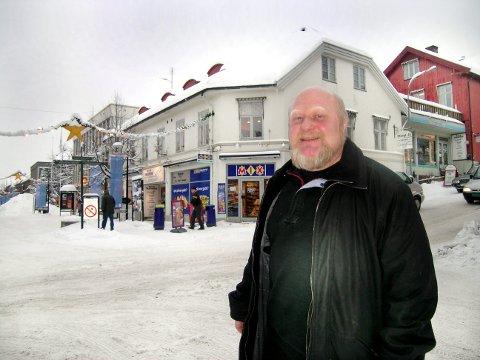 Tilgjengelig: - Tilgjengeligheten inn til sentrum må ivaretas sammen med god tilgjengelighet i sentrum og et attraktivt og godt parkeringstilbud, skriver Per A. Mæhlum.Arkivfoto