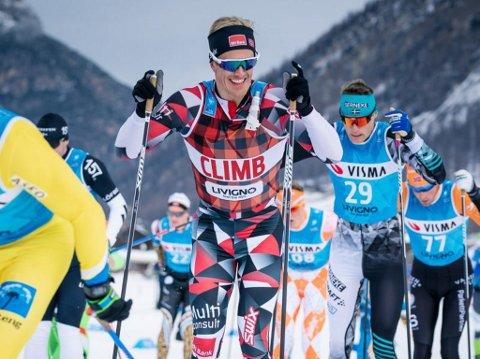 Lillehamringen Morten Eide Pedersen har signert for et nytt, nordisk langløpslag han skal gå for kommende skisesong.