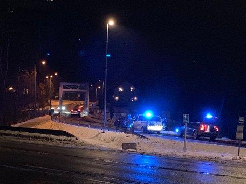 Politiet stanset en bil i en rutinekontroll på Fåberg torsdag. Det viste seg at ledsageren i bilen som øvelseskjørte, ikke var egnet til å være ledsager.