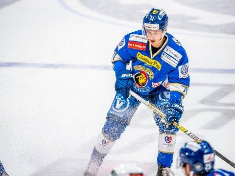 Håkon Imset Stormli bytter ut Sparta-drakta med L.I.K.-drakt de to neste sesongene.