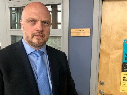 Rune Lier var utrykningsleder i Kripos i fjor høst og ble tilkalt til drapsåstedet på Vinstra 31.oktober i fjor. Torsdag forklarte han om de krimtekniske undersøkelsene i Nord-Gudbrandsdal tingrett.