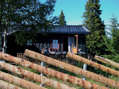 Hvor mye av tomta skal  hytteeiere få lov til å gjerde inn i Nord-Fron? (Illustrasjonsfoto)